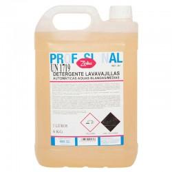 Detergente Lavavajillas Económico Aguas Blandas